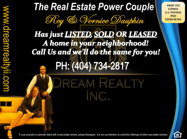 Real Estate Power Couple - Rey and Vernice Dauphin - 7 Streamz